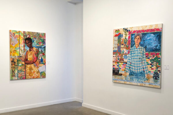 Kira Nam Greene Solo Exhibition in New York: Women In Possession of Good Fortune