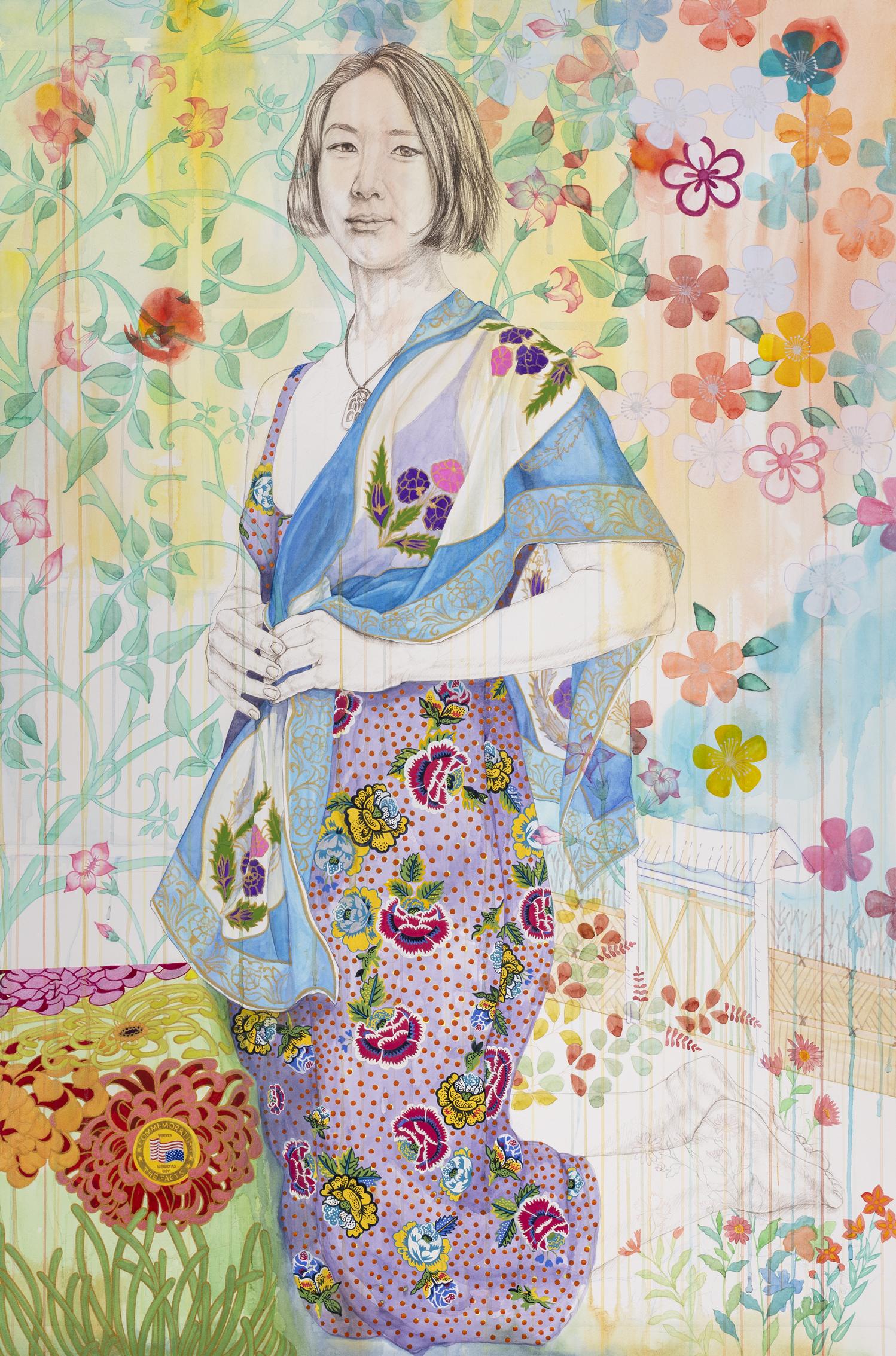 Kira Nam Greene Japanese Garden (Valery)