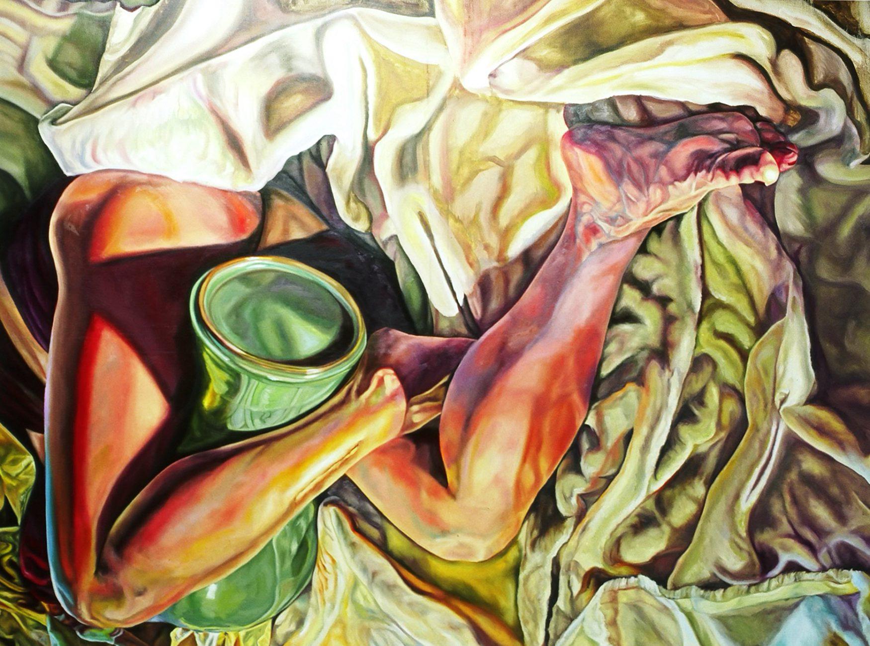 Kira Nam Greene Wrapped II