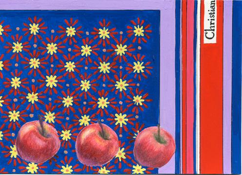 Kira Nam Greene Apples