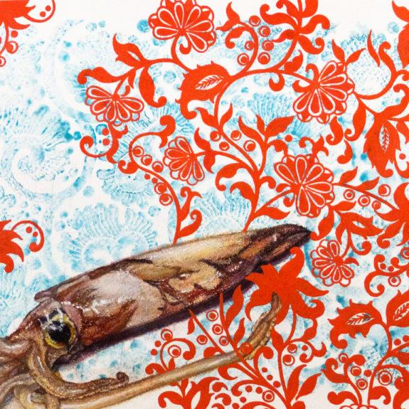 Kira Nam Greene Curlicue Calamari