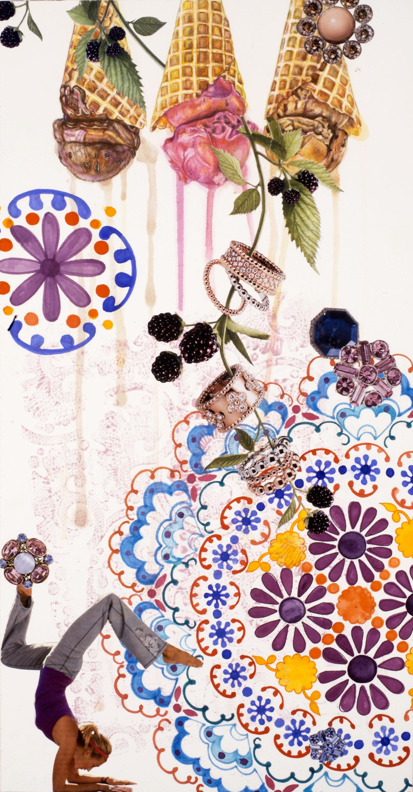 Kira Nam Greene Dripping Jewels