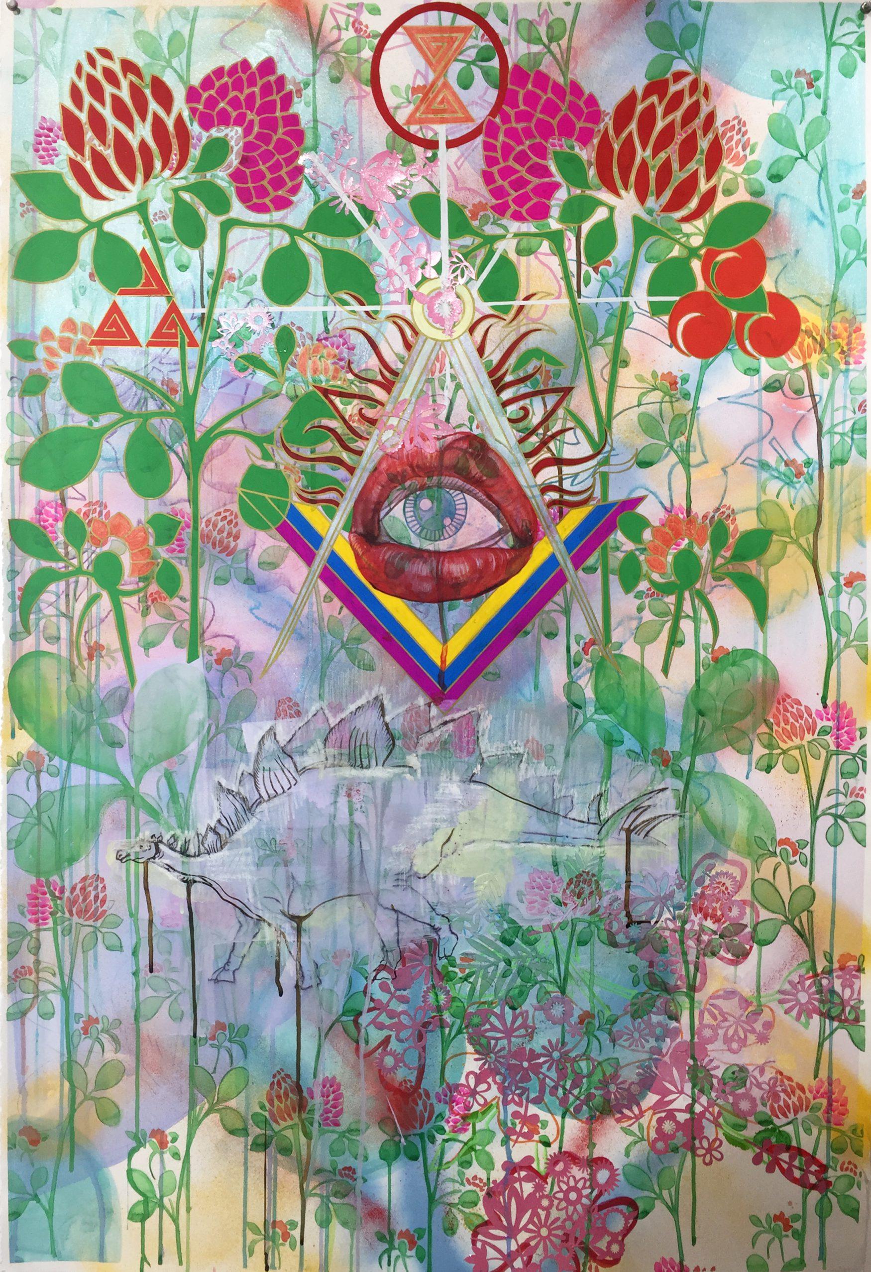 Kira Nam Greene Freemasonry