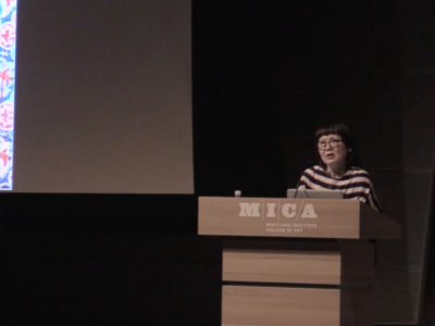 Kira Nam Greene MICA – Noon Lecture – History of the Figure in Painting