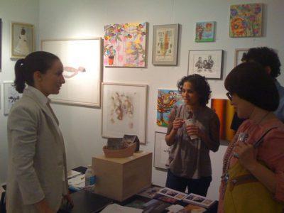 Kira Nam Greene Affordable Art Fair
