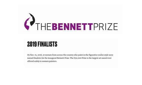Kira Nam Greene 2019 Bennet Prize Finalist