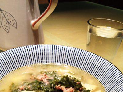 Kira Nam Greene Caldo Verde: Portuguese Kale Soup