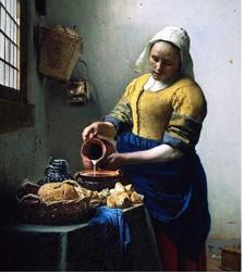 """Kira Nam Greene Le chef- d'œuvre de Vermeer, """"La Laitière"""""""