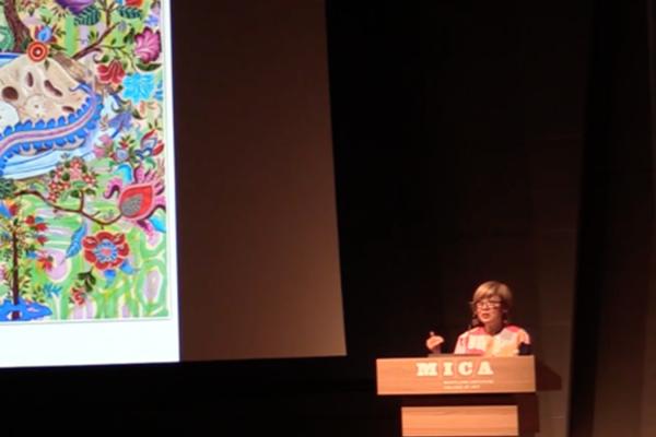 Kira Nam Greene MICA – Noon Lecture – Kira Nam Greene Artist lecture