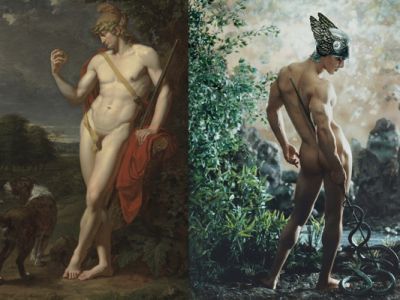 Kira Nam Greene Masculin / Masculin: The Nude Man in Art from 1800 to the Present Day at Musée D'Orsay, Paris