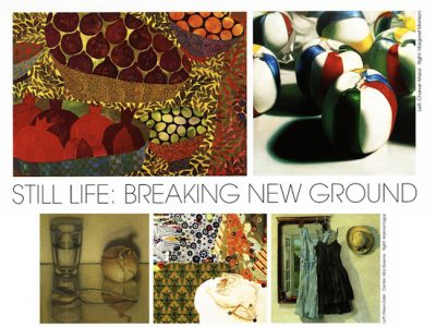 Kira Nam Greene New Group Exhibition in Greenwich