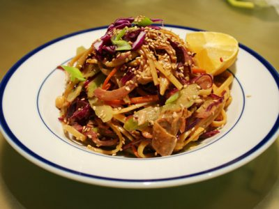 Kira Nam Greene Thai Noodle Salad with Chicken