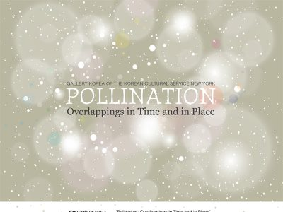 Kira Nam Greene Participating in a Group Show at Gallery Korea: Pollination