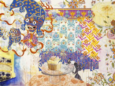 Kira Nam Greene Visual Feast: A Pattern and Decoration Exhibition